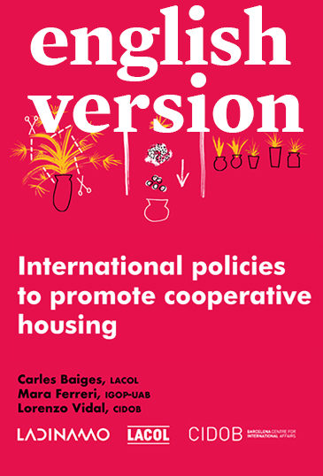 International policies to promote cooperative housing